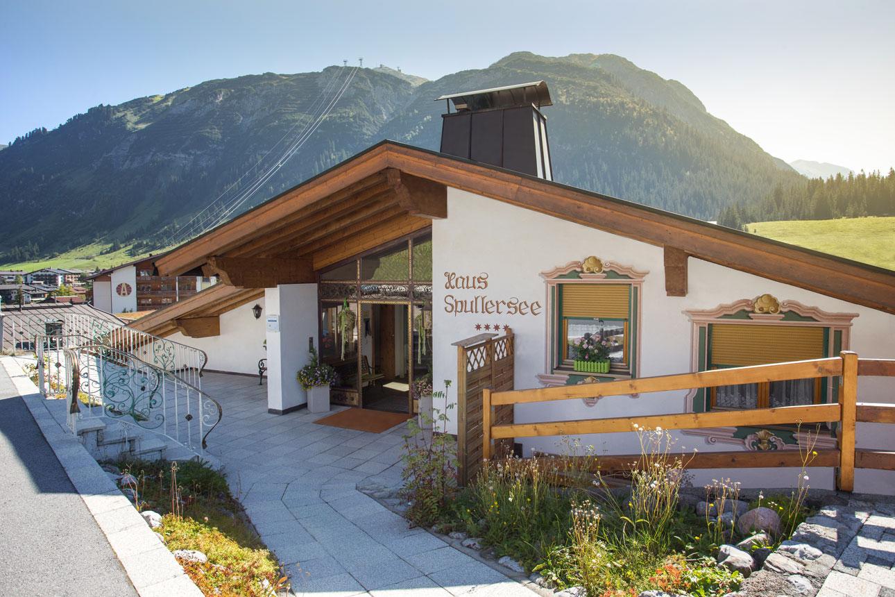 6764 Lech am Arlberg, Tannberg 512